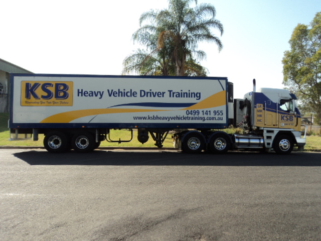 Bus and Truck Driver design courses sydney