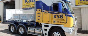 KSB truck licences