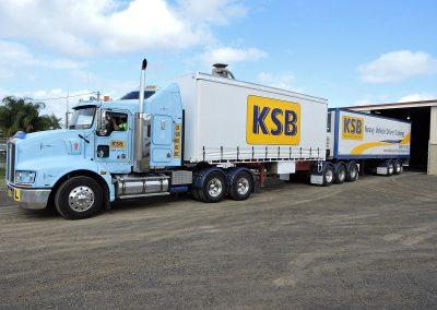 B Double KSB Truck Training