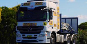 heavy vehicle licence