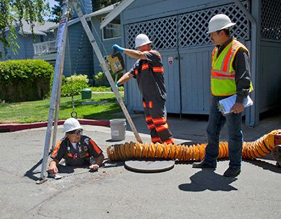 confined space training KSB