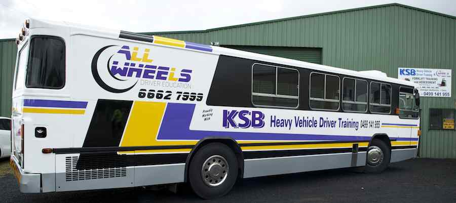 ksb-training bus licence