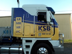 KSB Truck Training