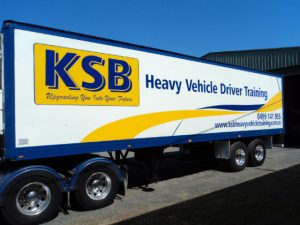 ksb heavy vehicle driver training